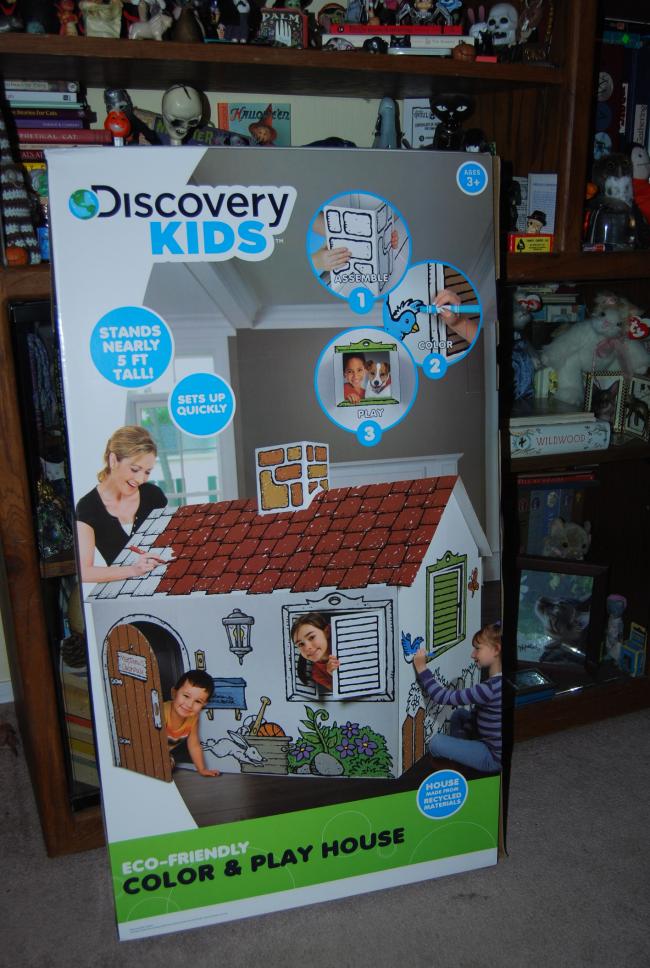 flashback friday favorite ~ cardboard playhouse