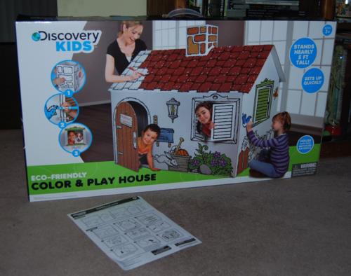 Discovery kids playhouse 2