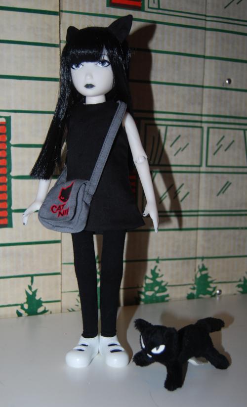 Emily doll mystery