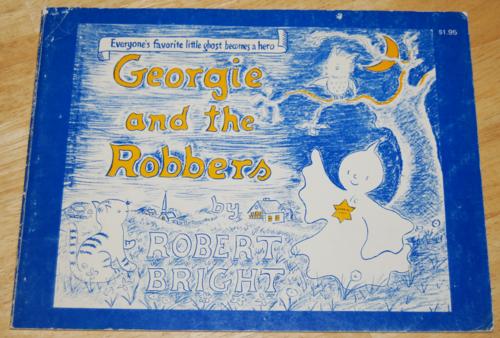 Georgie & the robbers