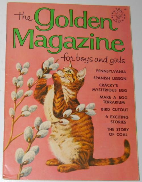 Golden magazine march 1965