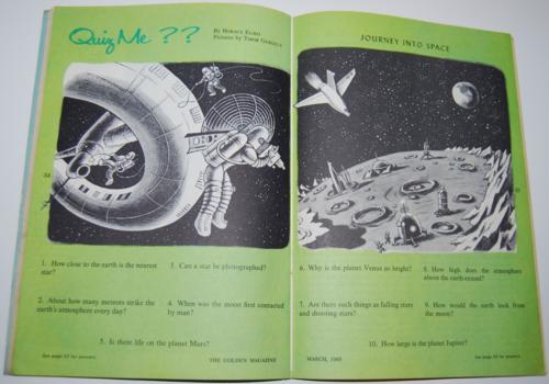 Golden magazine march 1965 4