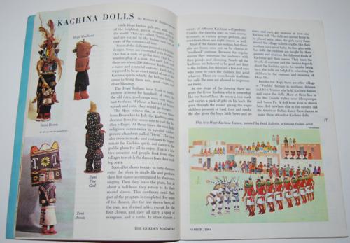 Golden magazine march 1964 1