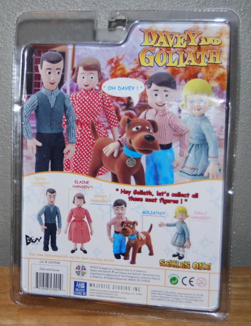 Davey & goliath toys 3