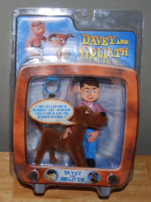 Davey & goliath toys 5