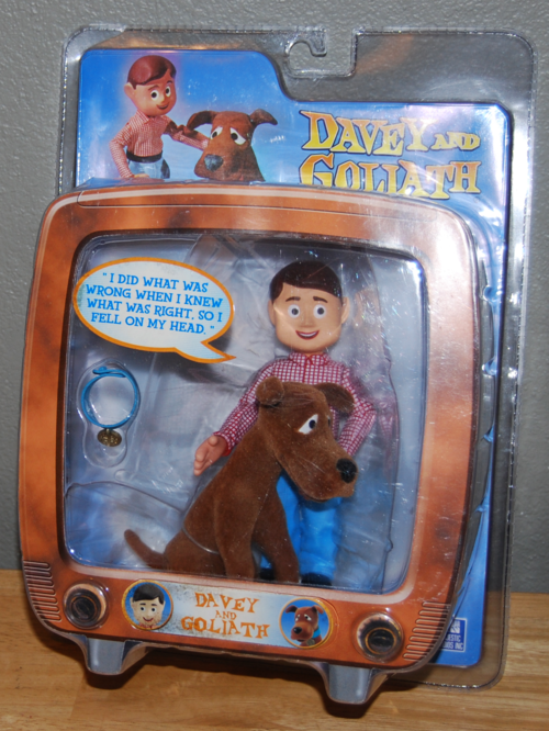 Davey & goliath toys 6