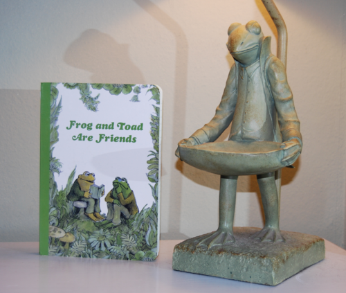 Frog & toad are friends journal