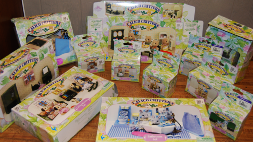 Calico critters furniture