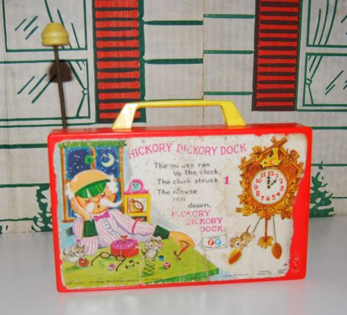 Fisher price hickory dickory dock clock 2