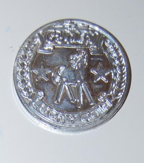 Lucky coin 1967 pokey