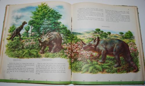 Dinosaurs book 9