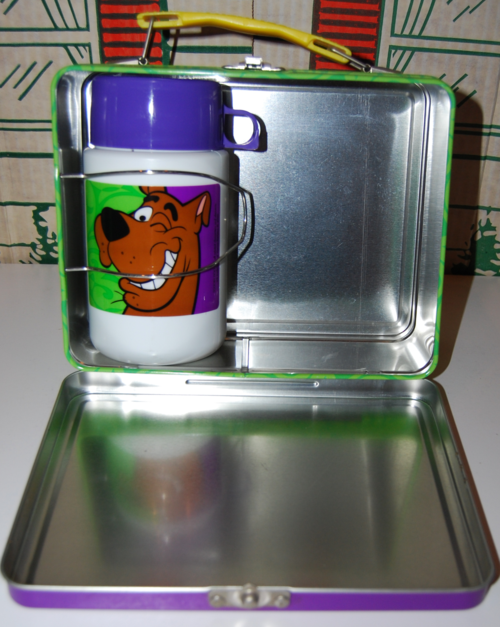 Scooby doo lunchbox 2