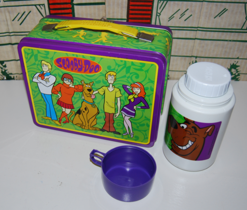 Scooby doo lunchbox 3