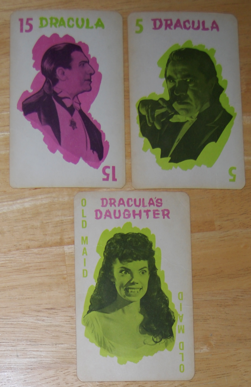 Mb monster old maid dracula