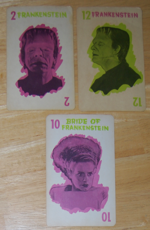 Mb monster old maid frankenstein