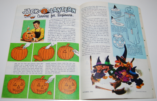 Golden magazine october 1964 5