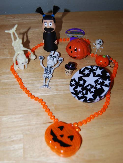 Halloween noisemakers