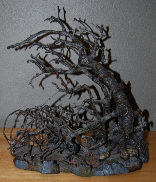 Sleepy hollow figures tree