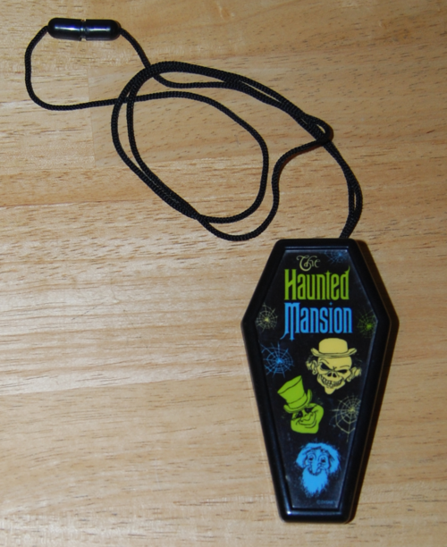 Haunted mansion flash toy