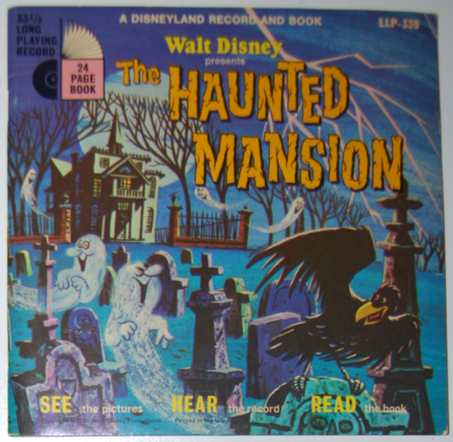 Haunted mansion cover
