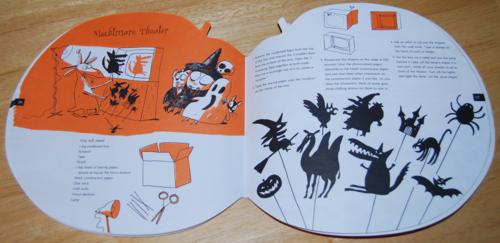 The halloween activity book 2002 4