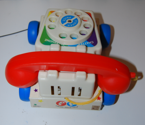 Chatter phone 3