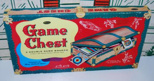 Whitman game chest