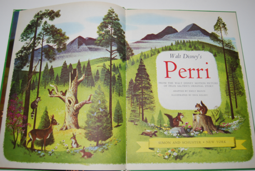 Perri big golden book 3