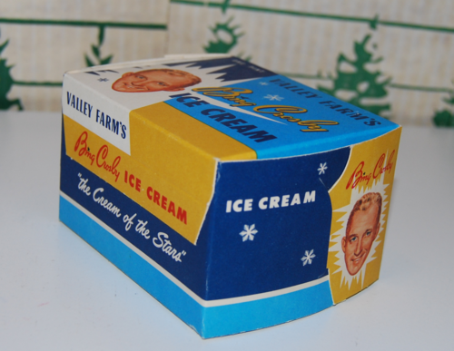 Bing crosby ice cream 4