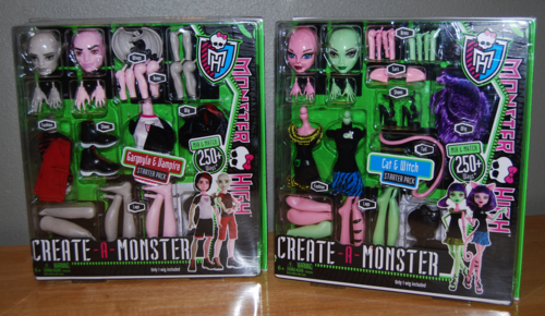 Monster high sets