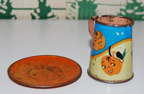 Ohio art orange pitcher 3