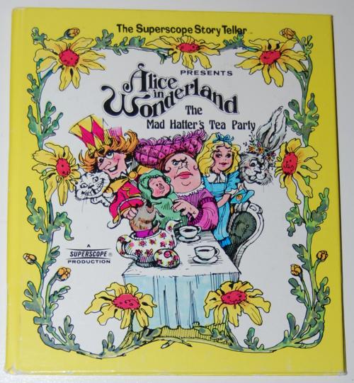 Alice in wonderland superscope 1976