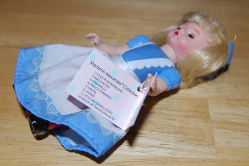 Alice doll madam alexander sleepy eyes