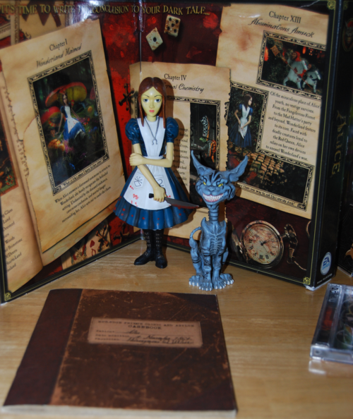 American mcgee's  alice series 1 figures