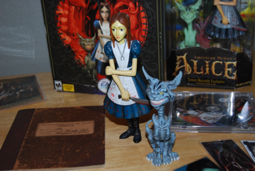 American mcgee's  alice series 1 figure