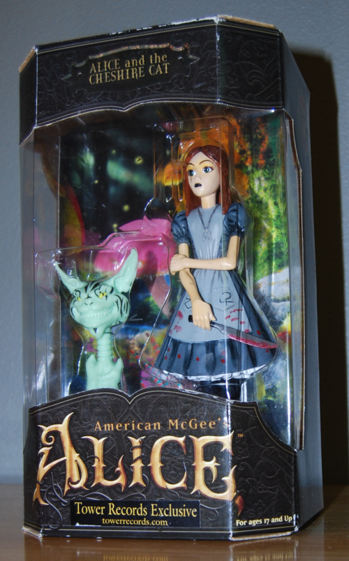 American mcgee's goth tower exclusive alice 2