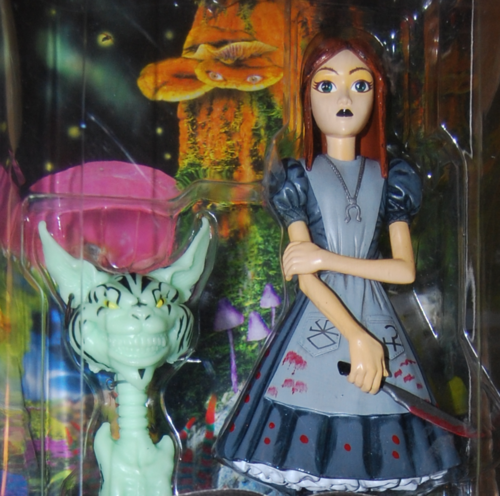 American mcgee's goth tower exclusive alice 3