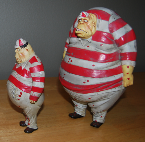 Am mcgee's alice tweedle dum & dee 3
