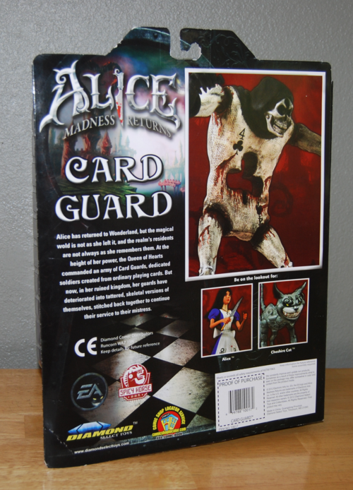 Am mcgee card guard 2