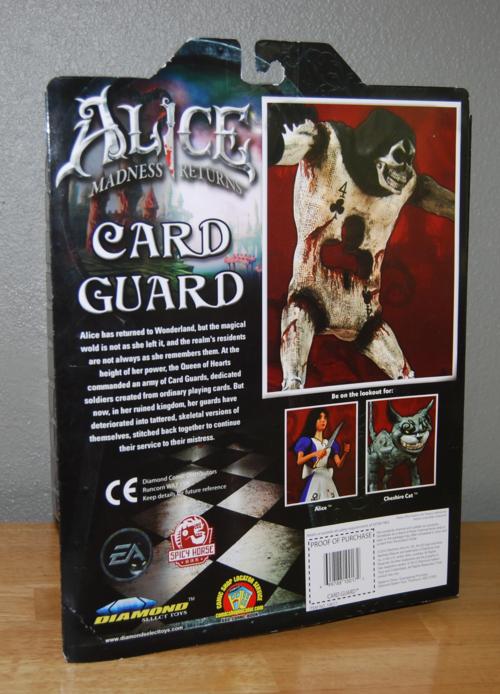 Am mcgee card guard 2