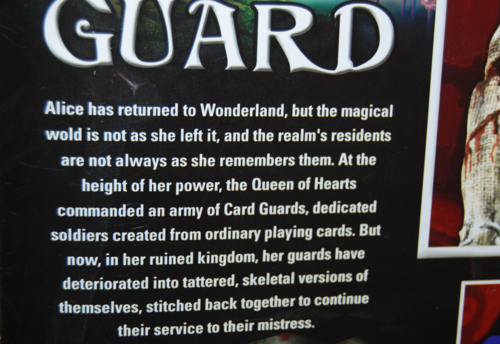 Am mcgee card guard 5