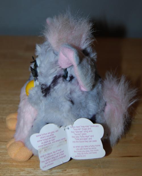 Furby pink 2