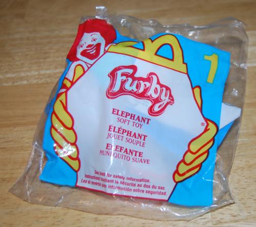 Furby elephant 1