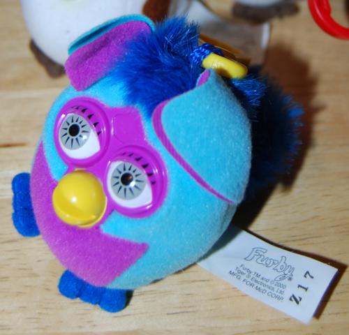 Furby mcd clip prizes 2