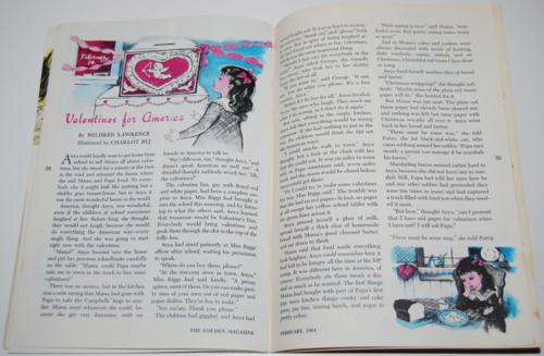 Golden magazine february 1964 6