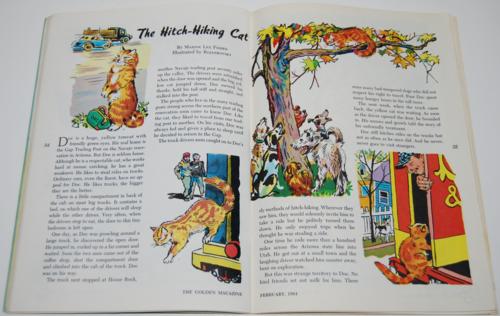 Golden magazine february 1964 4
