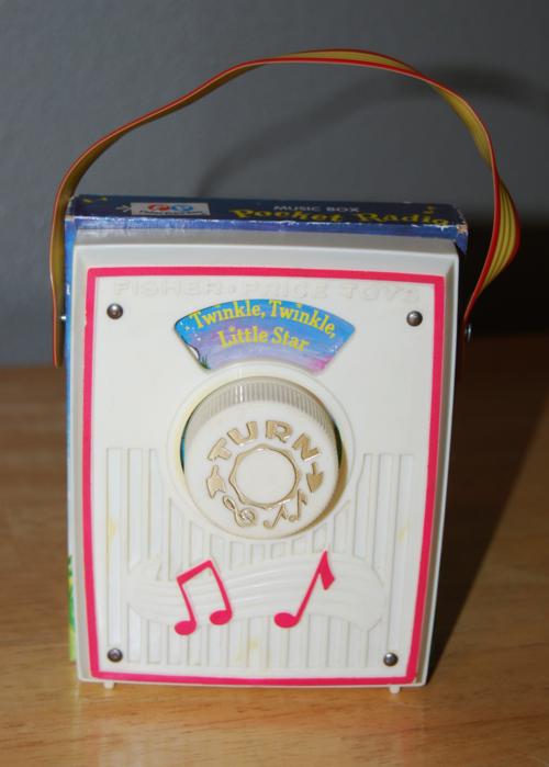 Twinkle twinkle pocket radio 1