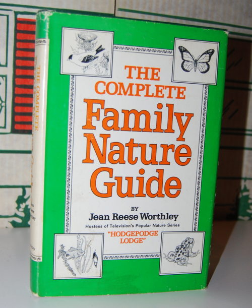 Family nature guide