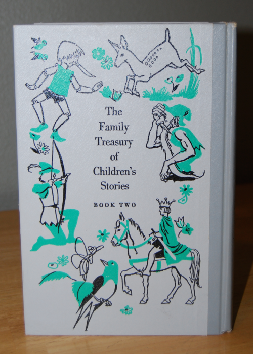 Family treasury children's stories 2