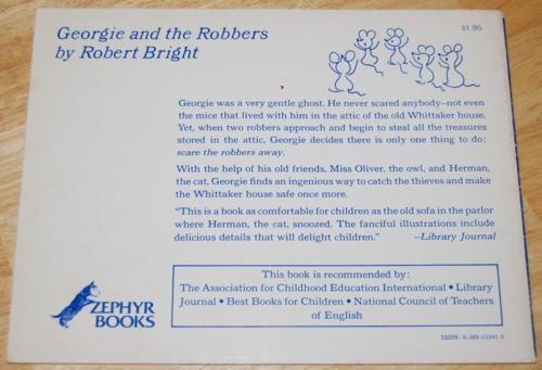 Georgie & the robbers 2